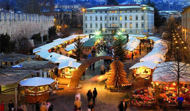 Trento Christmas Markets