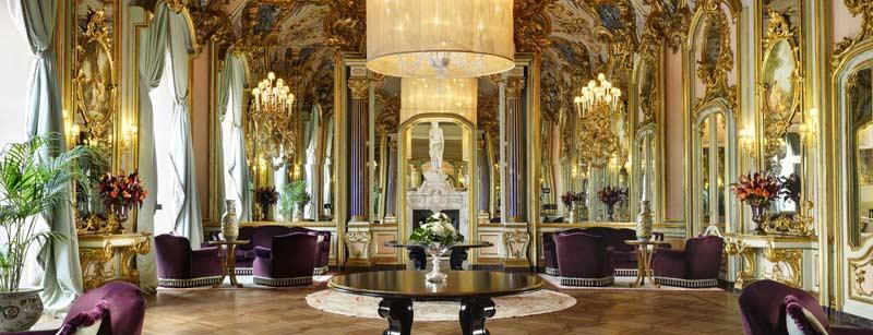 Hotel Villa Cora Firenze
