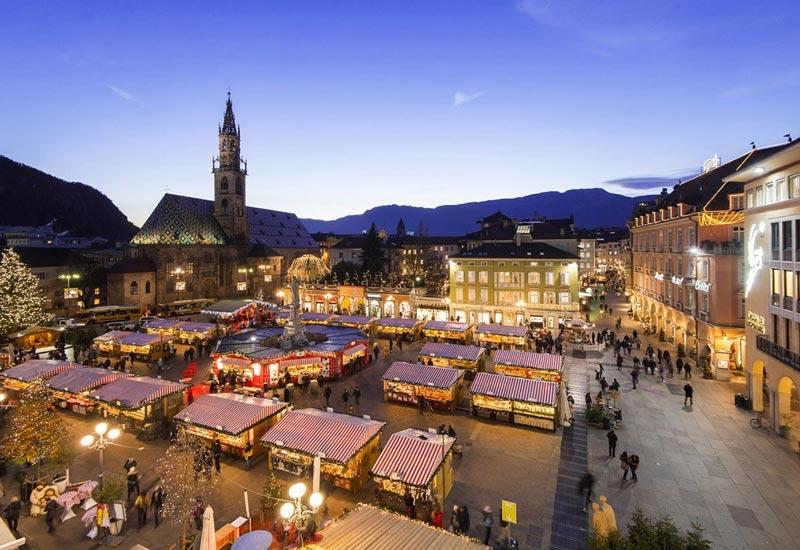 Mercatini Natale Bolzano