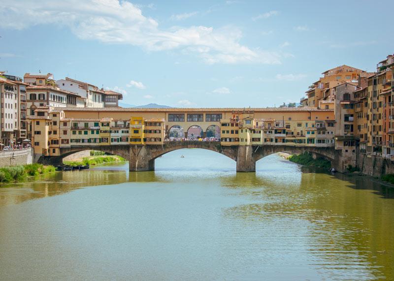 Ponte Vecchio Arno Firenze