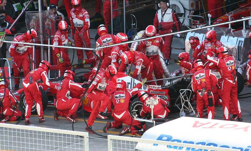 Scuderia Ferrari Fórmula Uno