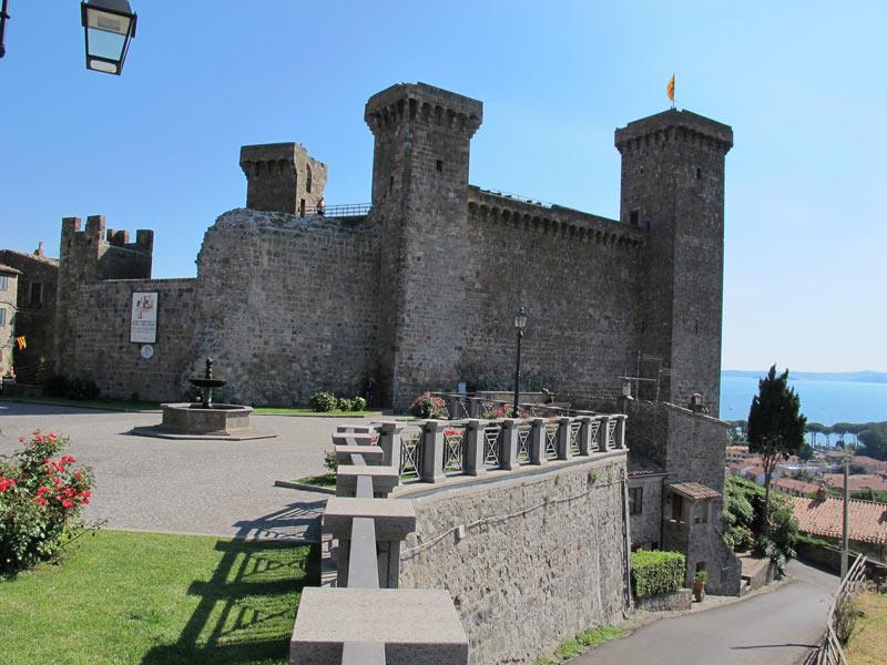 Rocca Monaldeschi of Cervara