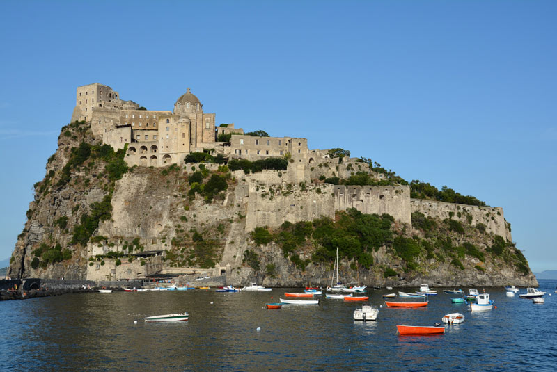 Aragonese Castle of Ischia