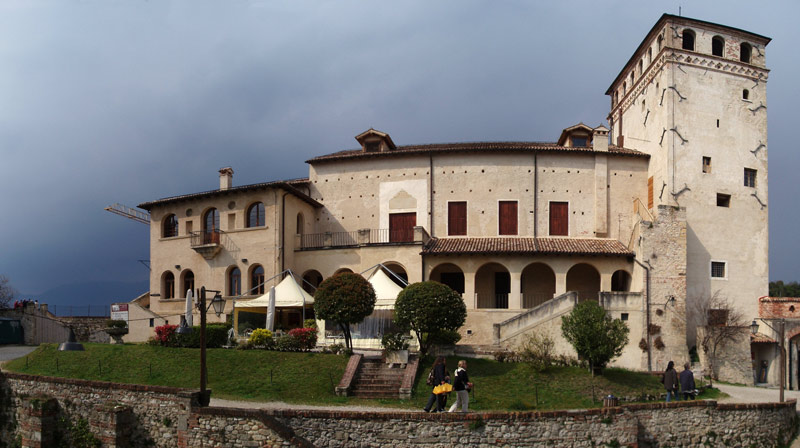 Castle of Asolo