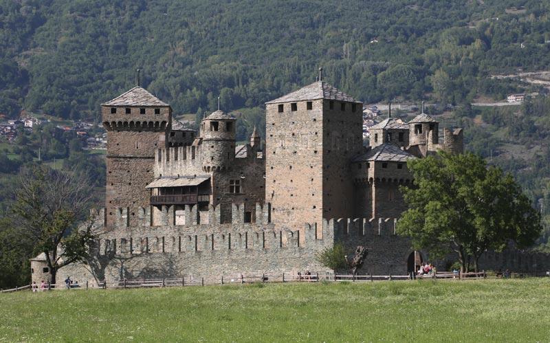 Castillo de fenis