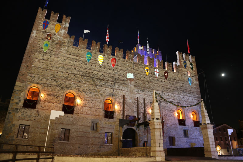 Castle of Marostica