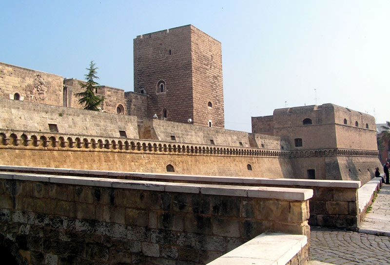 Swabian Castle of Barletta