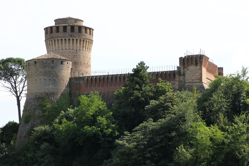 Rocca of Brisighella