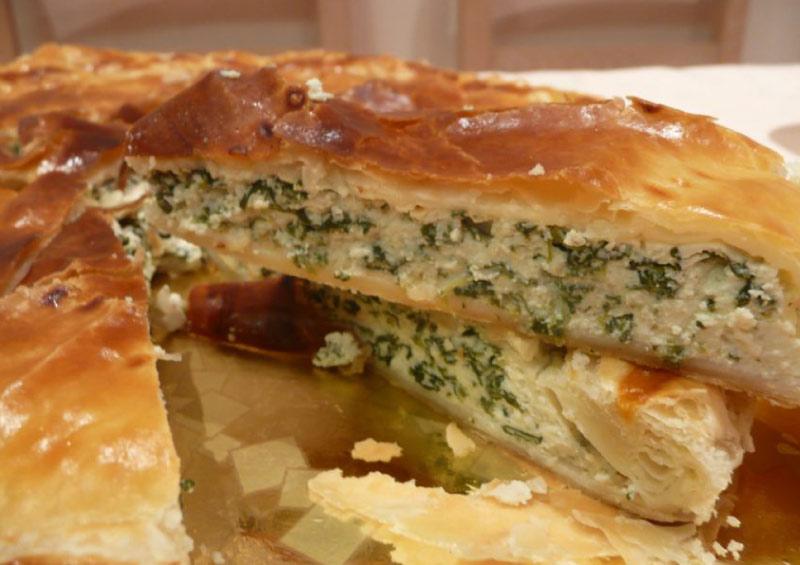 Torta Verde Ligure