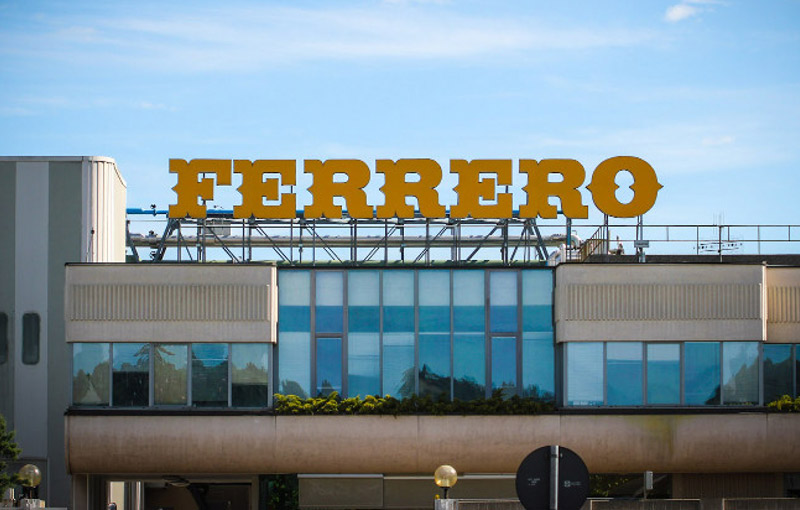 Ferrero Alba factory