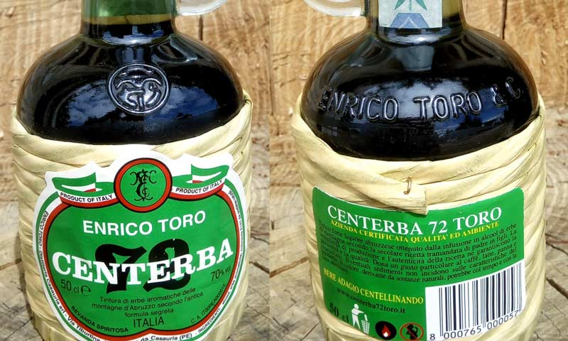 Amaro Centerba