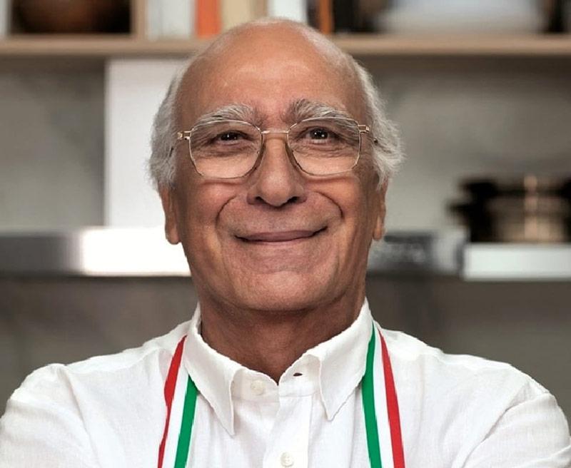 Giovanni Rana, symbol of Italian cuisine