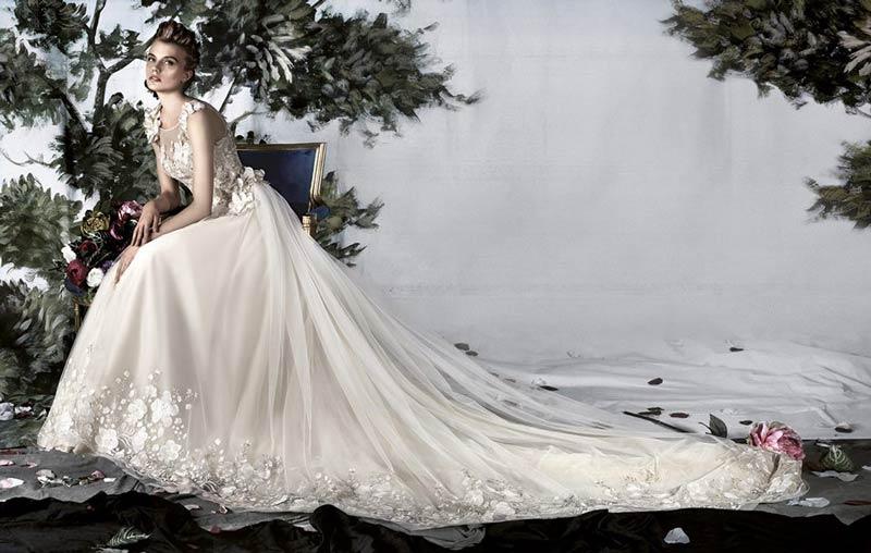 Vestidos de novia Giuseppe Papini