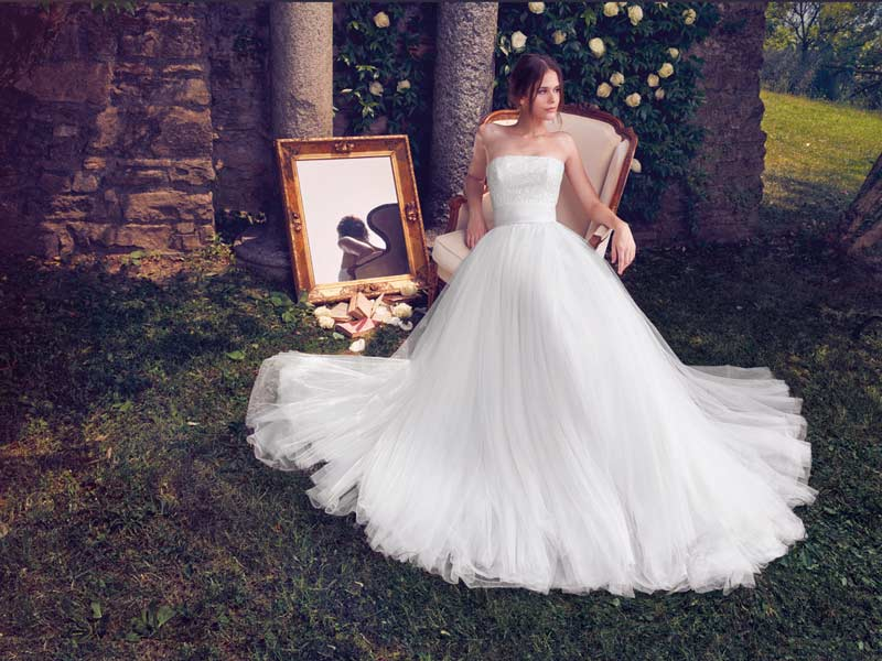 Wedding dresses Giuseppe Papini