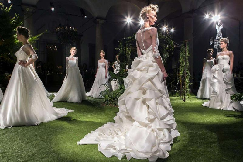 Enzo Miccio wedding dress