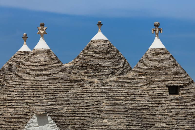 Domes of the trulli