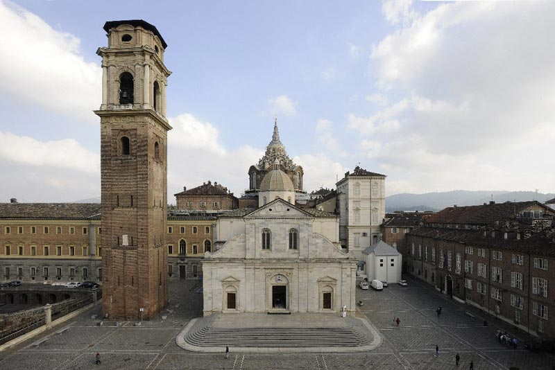 Catedral de San Giovanni Battista de Turín