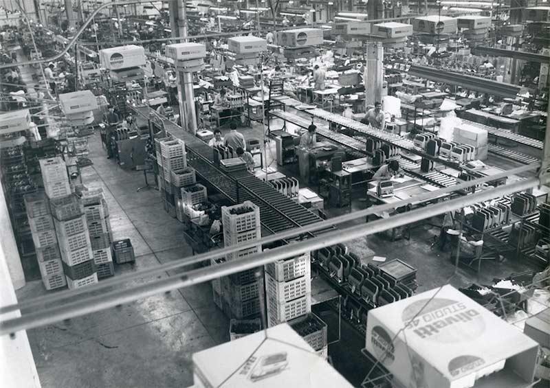 Fábrica de Olivetti