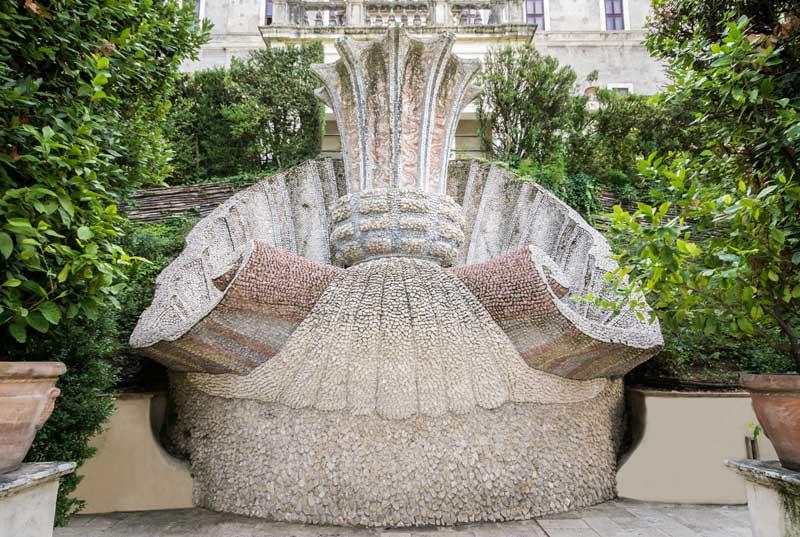 fontana del bicchierone villa d'este