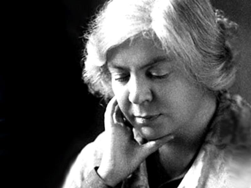 Grazia Deledda, italian writer