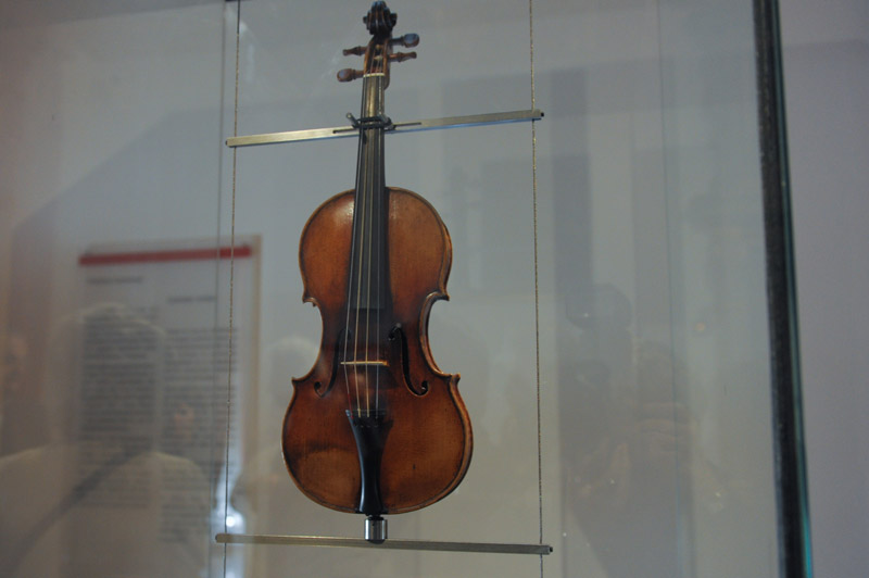 il cannone di paganini guarneri