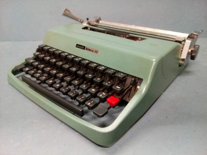 Carta 32 Olivetti