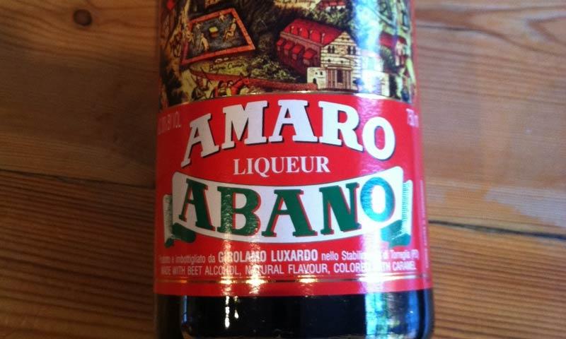 Luxardo Abano Amaro