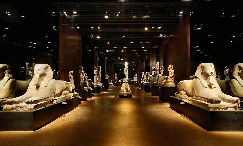 El Museo Egipcio de Turín