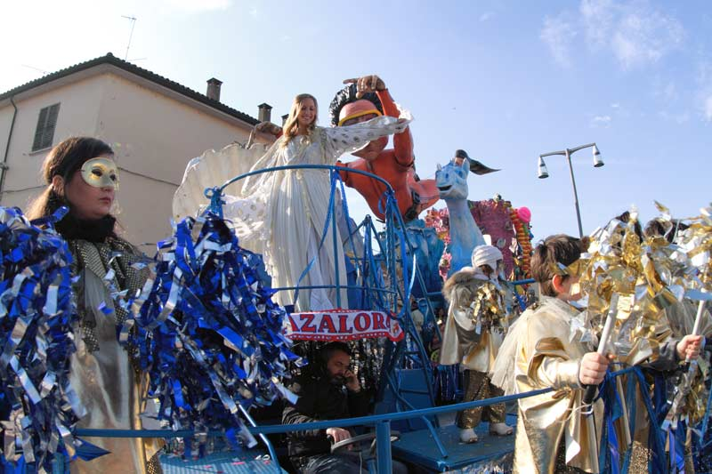 Parade of the Carnival of Cento
