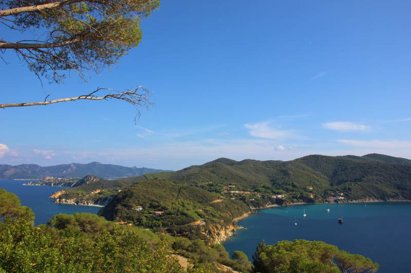 Tuscan archipelago park
