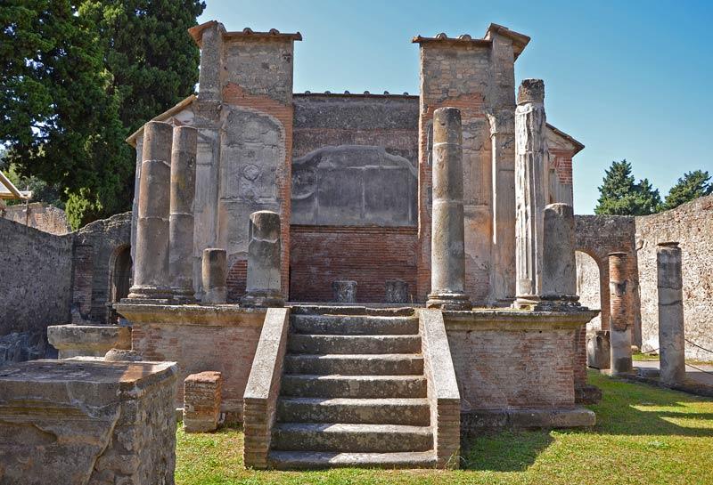 tempio iside