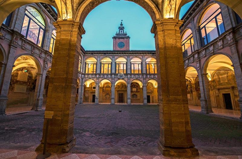 la più antica università