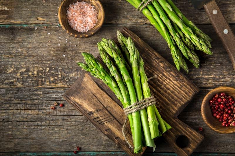 asparago verde di badoere