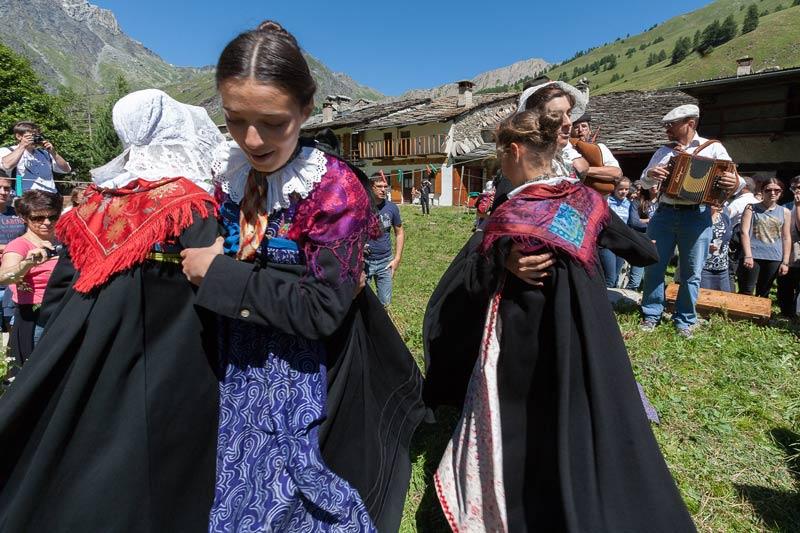 balli delle valli occitane