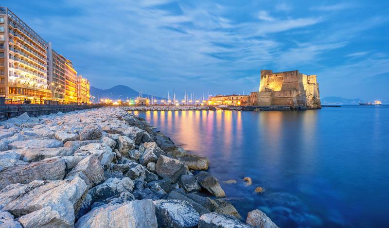 Castel dell Ovo - Napoli