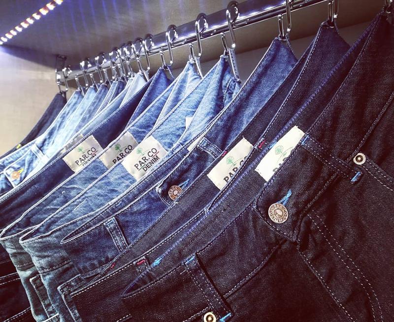 Jeans Ecologici Par.co
