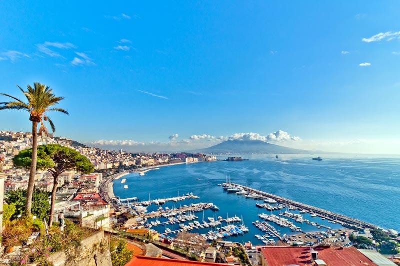 La Sirena Partenope - Golfo di Napoli