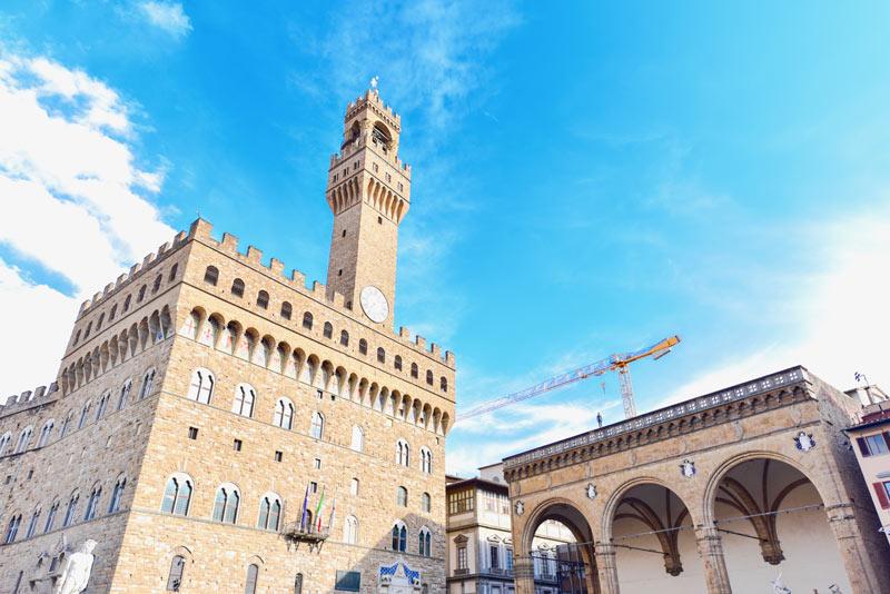 Torre Arnolfo di Palazzo Vecchio