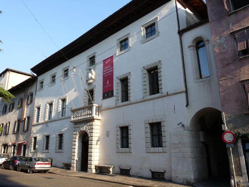 Trento Palazzo Roccabruna