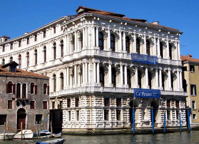 Museo d'arte moderna Venezia