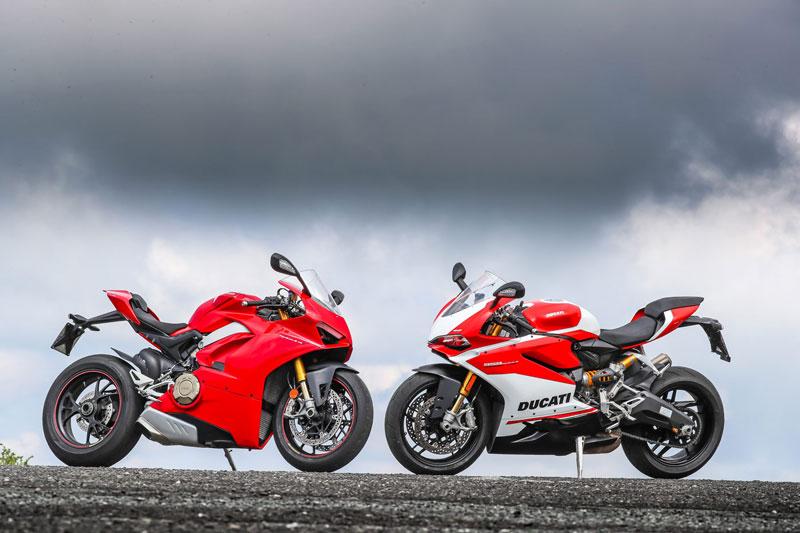 Modelli Ducati