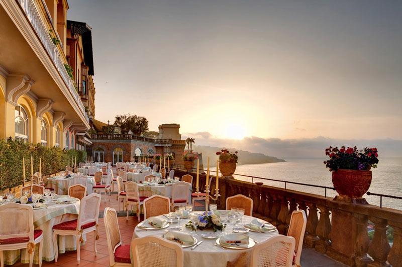 Hotel Excelsior Vittoria - Sorrento