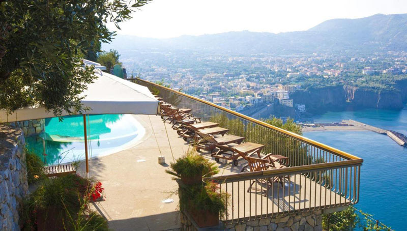 Hotel Mega Mare - Sorrento