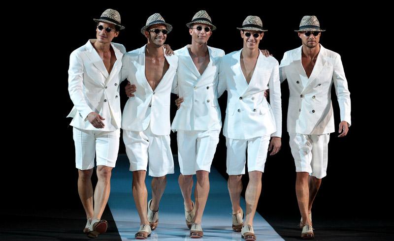 Milano Fashion Week Uomo