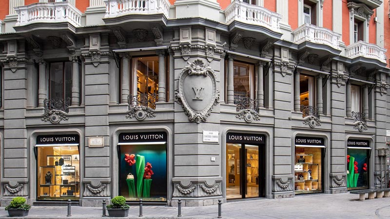 Louis Vuitton - Napoli