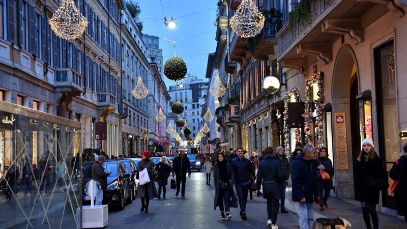 Via Montenapoleone - Milano