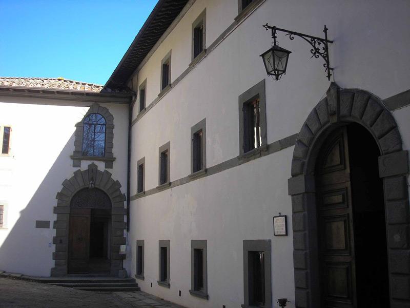 Monastero di Eremo dei Camaldoli