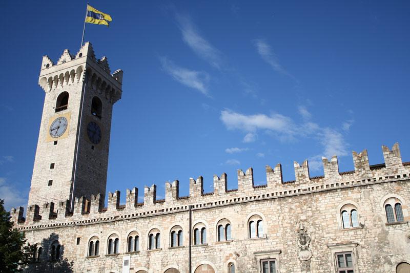 palazzo pretorio e torre civica
