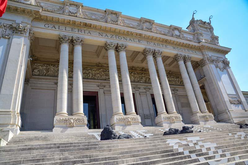 Museo d'arte Moderna Roma
