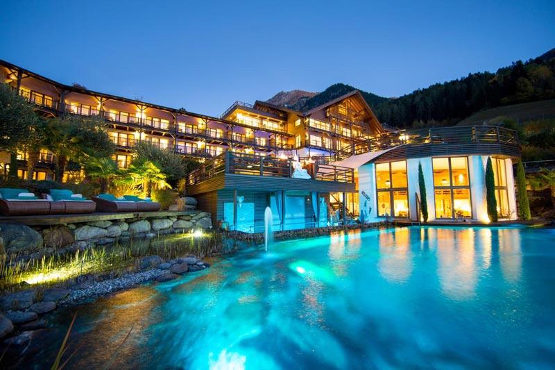 Andreus Golf & Spa Resort a San Leonardo di Passiria- Trentino